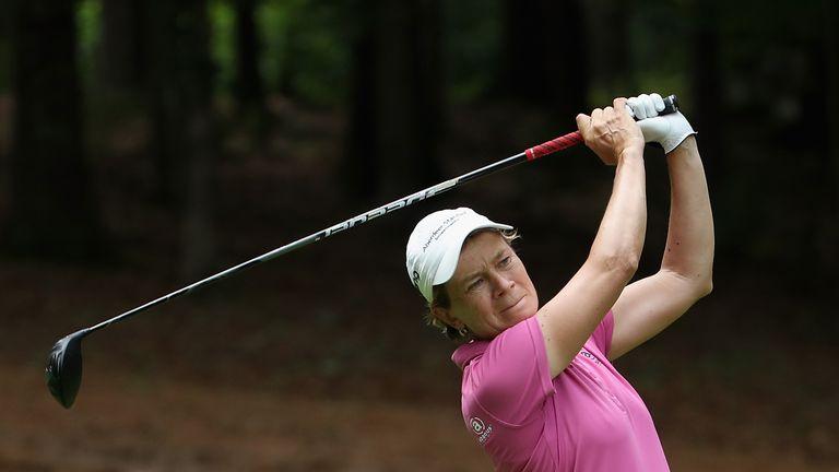 Davies wins Senior LPGA Championship