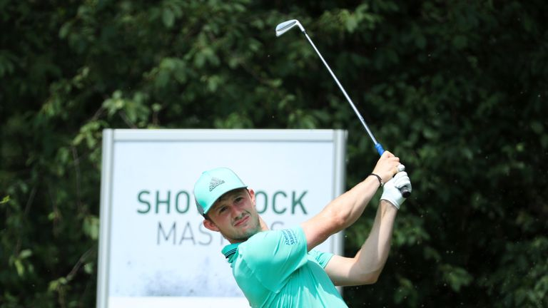 Syme's runner-up finish is the best of his European Tour career