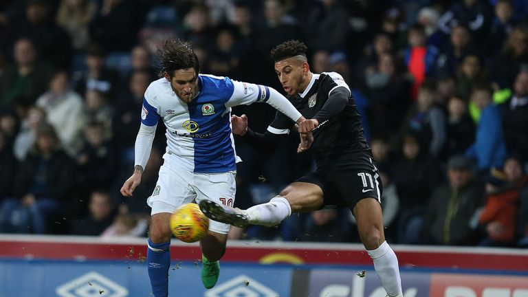 The new deal means Graham could be at Blackburn until the 2019/20 season