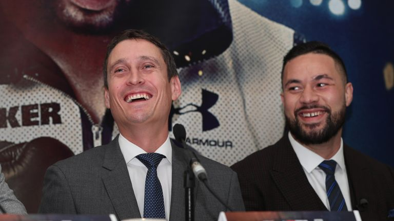 Joseph Parker's team agree with Derek Chisora's rant about bill-topping bout at The O2