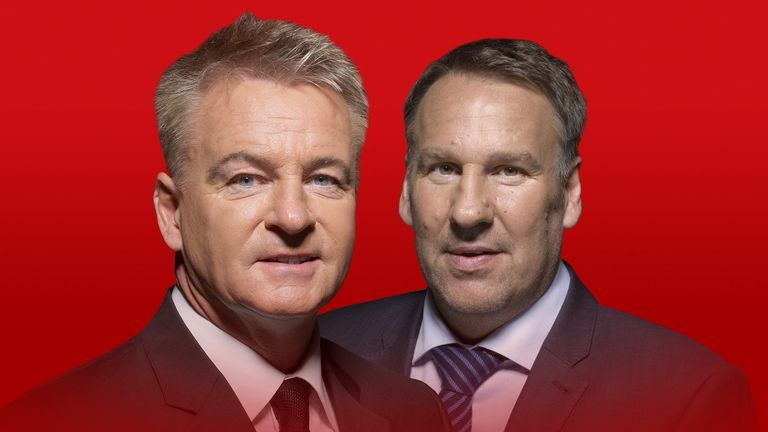 Paul Merson and Charlie Nicholas go head to head with their World Cup last-16 predictions