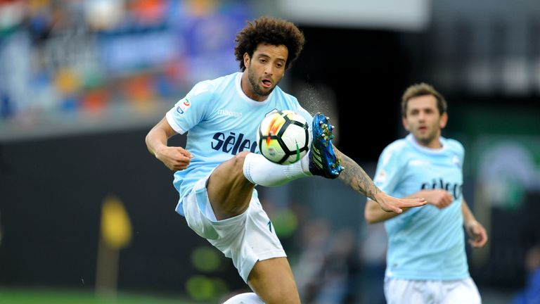 West Ham have been in talks to sign Felipe Anderson this month