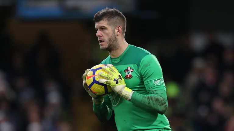 Fraser Forster completes Celtic season-long loan from Southampton
