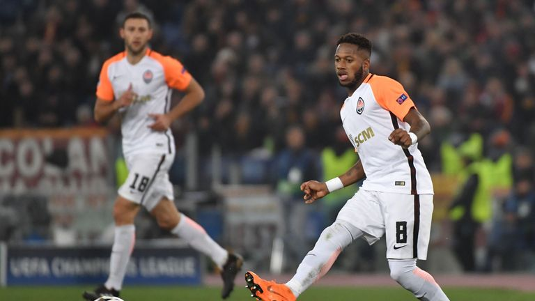 Fred excels at linking defence with attack
