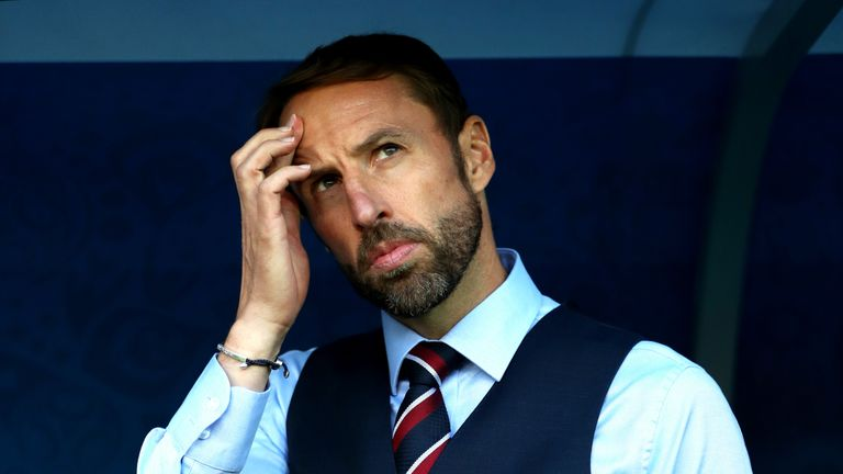 Gareth Southgate could have limited preparation time with key players