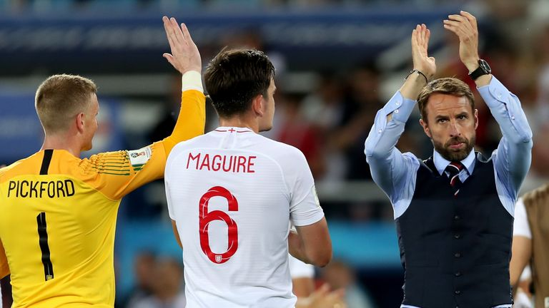England do battle with Colombia on Tuesday for a place in the World Cup quarter-finals