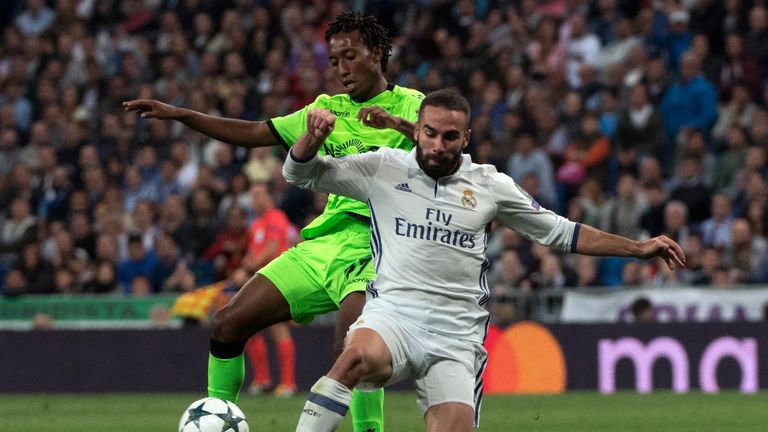 Martins rose to prominence after a brilliant performance against Real Madrid in 2016