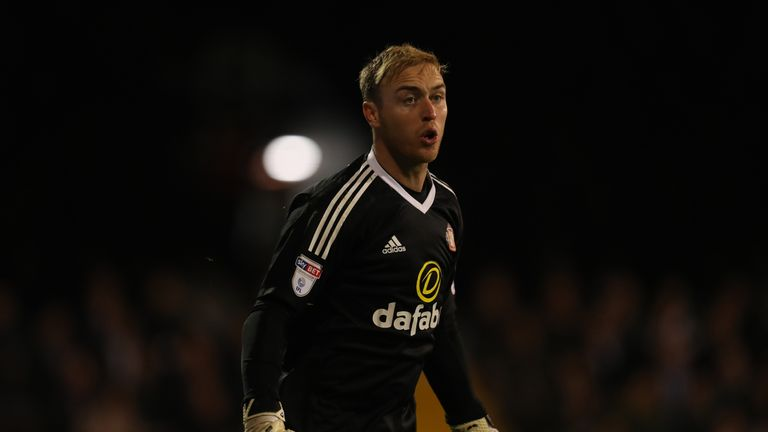 Brighton in talks with Sunderland about signing Jason Steele