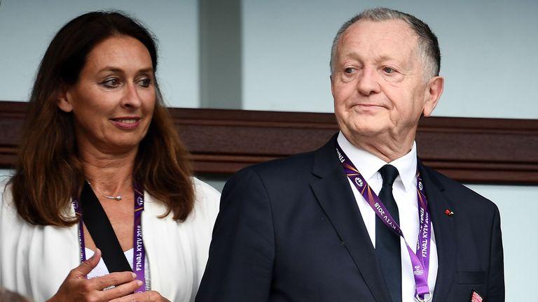 Jean-Michael Aulas wants to keep Fekir at Lyon