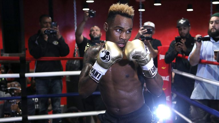 Jermall Charlo became the WBC middleweight champion