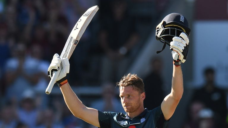 Jos Buttler has scored six ODI hundreds for England