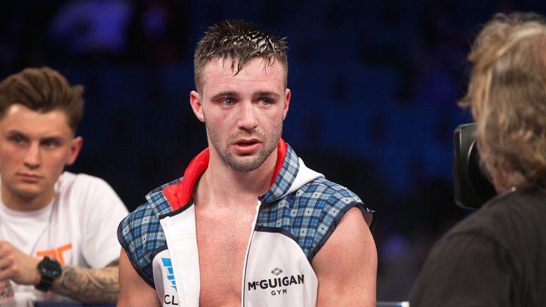 Josh Taylor defeated Viktor Postol in Glasgow
