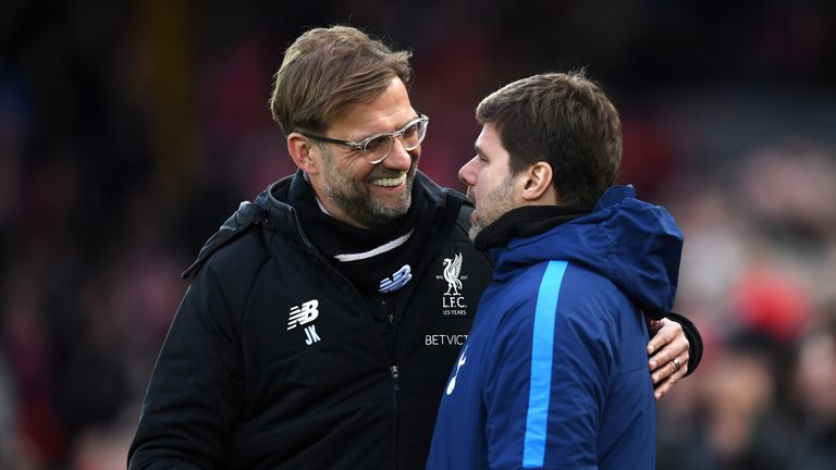 Jurgen Klopp and Mauricio Pochettino were both linked with the Real job