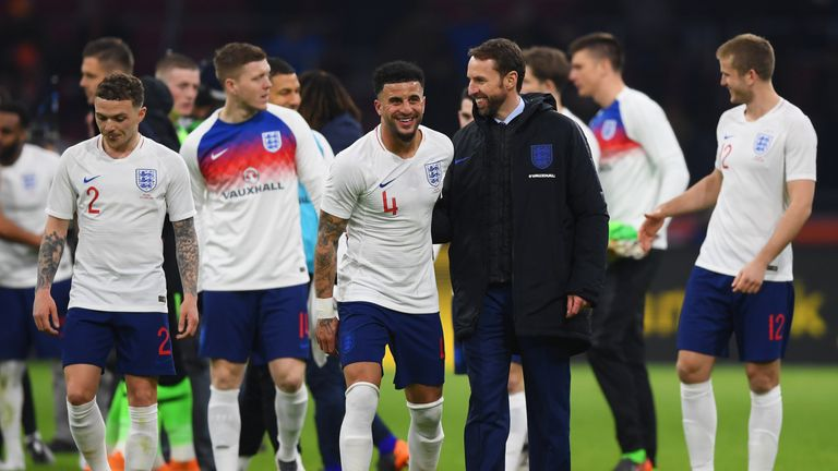 Kyle Walker could be the key man for Gareth Southgate in Russia