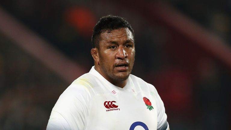 Mako Vunipola brings an extra dimension to England's play, says Keith Earls