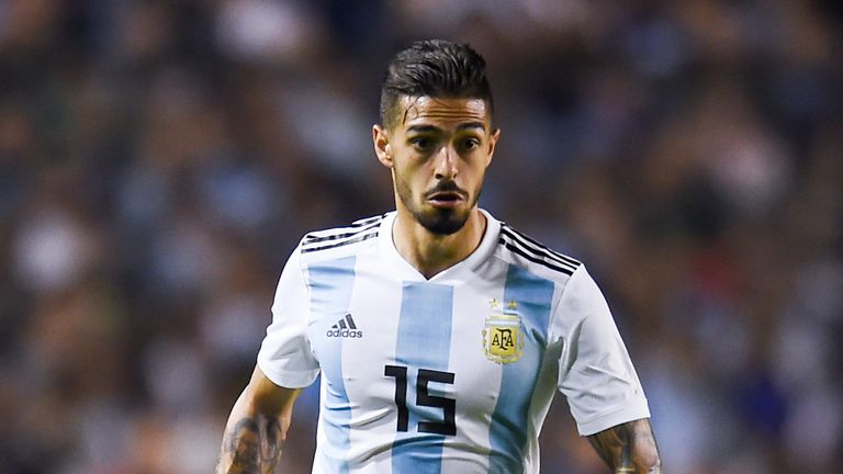 Manuel Lanzini has been ruled out of the World Cup in Russia