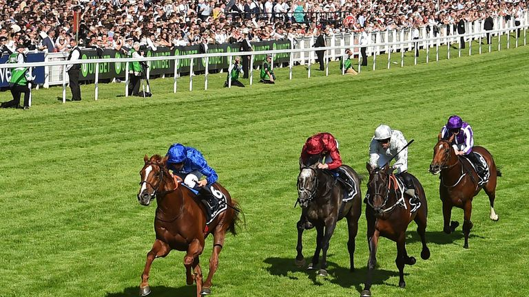 Masar faces five at Newmarket o