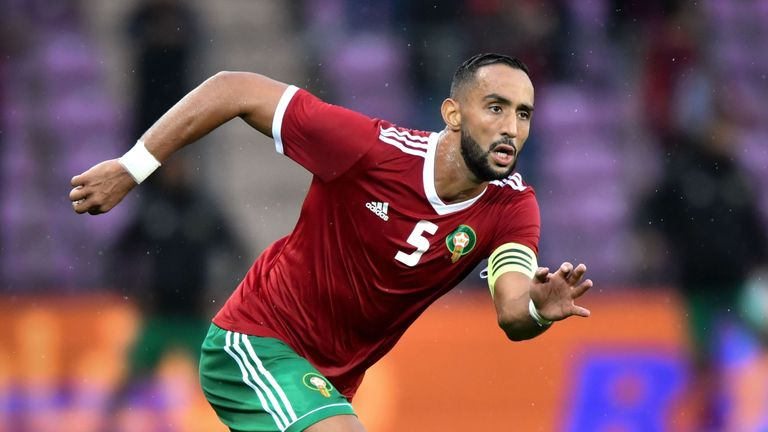 Mehdi Benatia will be a key figure in Morocco's defence