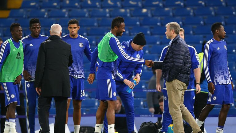 John Obi Mikel says Chelsea fans should not be concerned about Roman Abramovich's ownership of the club