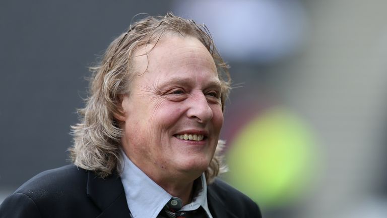 MK Dons chairman Pete Winkelman maintains Tisdale was the club's first choice as manager from the start of the recruitment process