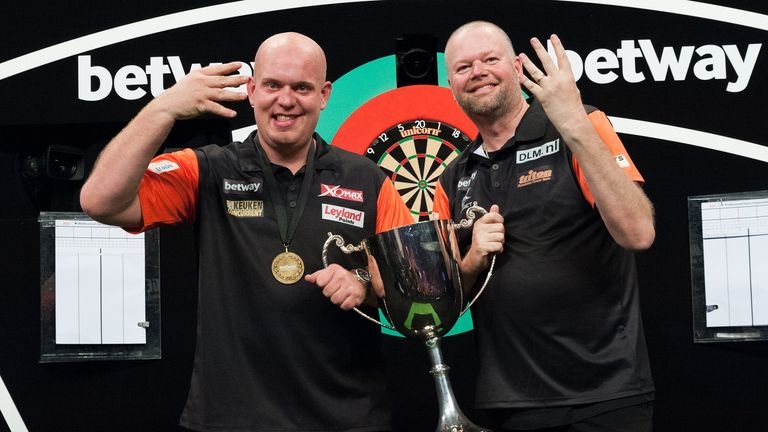 Raymond van Barneveld and Michael van Gerwen retained their World Cup of Darts title in June
