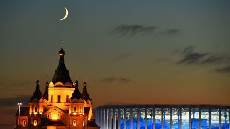 Argentina were humbled in Nizhny Novgorod - can England do better on Sunday?
