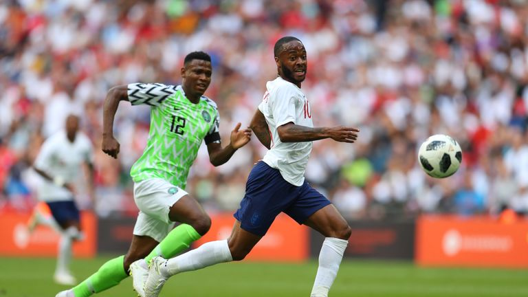 Paul Merson believes Raheem Sterling must start for England at the World Cup