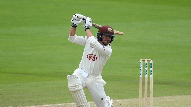Rory Burns is seen as a certainty to start for England in the first Test in Sri Lanka