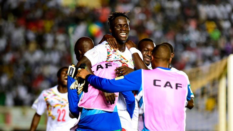 Senegal clinched their World Cup spot with a win over South Africa