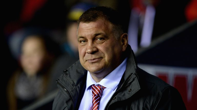 Shaun Wane is also leaving Wigan following the match against Warrington
