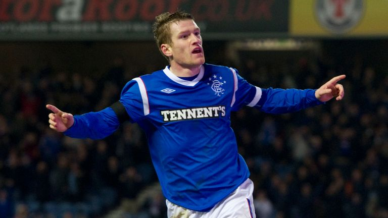 Davis enjoyed a trophy-laden first spell at Rangers