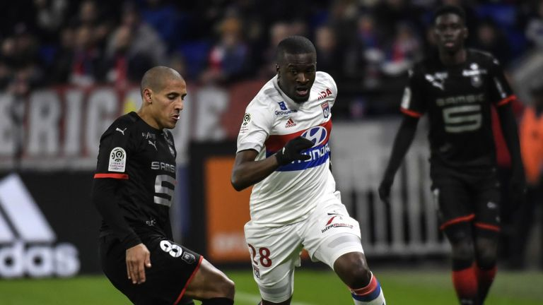 Tanguy Ndombele is a strong, powerful central-midfielder who fits the profile Spurs are looking for