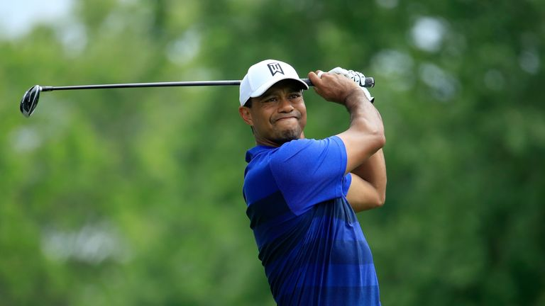 Of Tiger's 45 victories on the PGA Tour, after three rounds he led 43 of them
