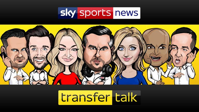 Transfer Talk updated caption
