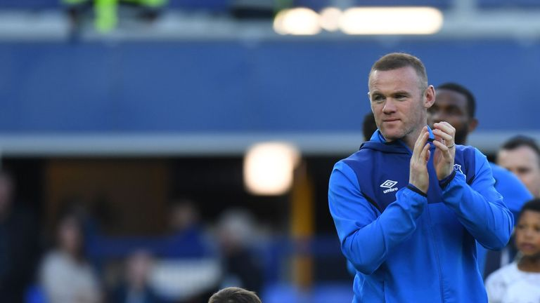 Wayne Rooney and DC United have been in talks since May