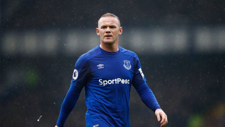 Wayne Rooney has brought his second spell at Everton to an end