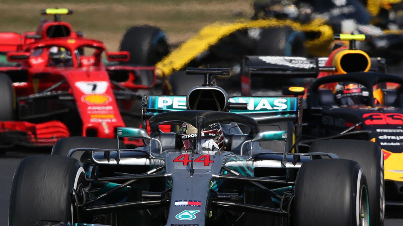 F1 2019 schedule: 21-race calendar and December finish ...