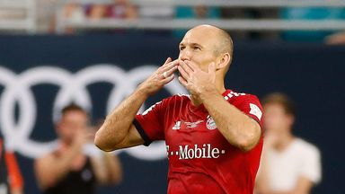 Arjen Robben could retire from football at the end of the season