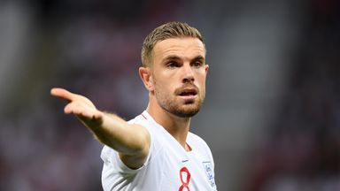 Henderson not thinking about 50th cap
