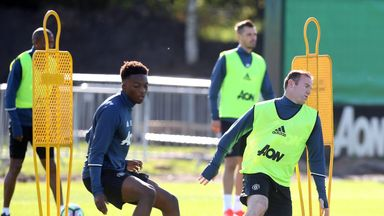 Matty Willock is yet to make a first-team appearance for Man Utd