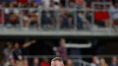 Wayne Rooney will not return to Europe after DC United