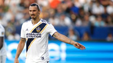 fifa live scores -                               Ibrahimovic Milan return ruled out