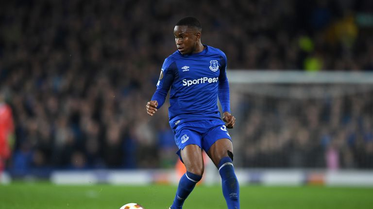 Ademola Lookman is set to return from a groin injury