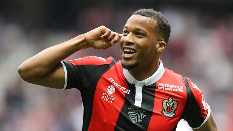 Alassane Plea is a wanted man after impressing in France