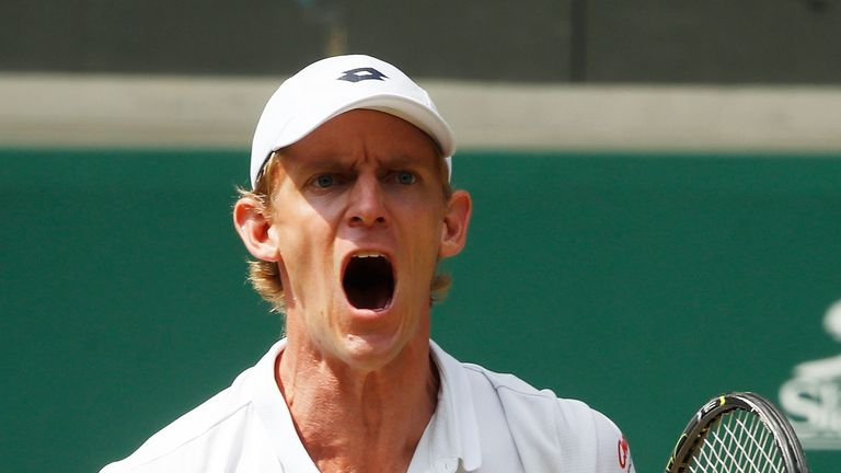 Anderson will kick-start the singles competition against Thiem in Group Lleyton Hewitt
