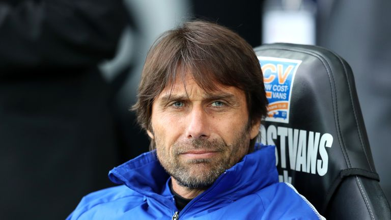 Antonio Conte was sacked by Chelsea in the summer