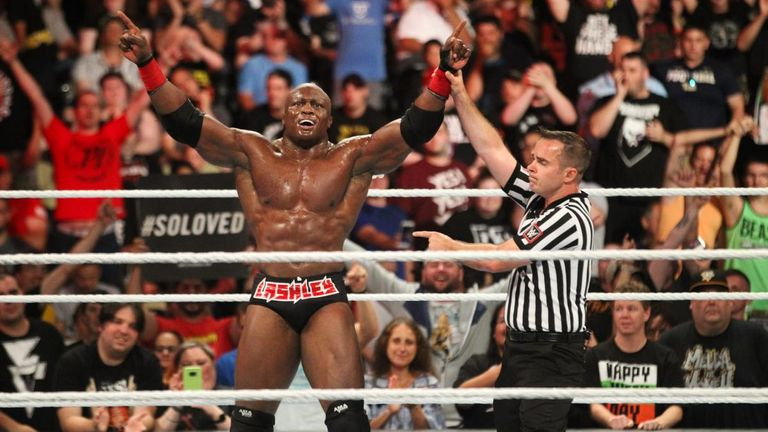 Bobby Lashley scored a huge win over Roman Reigns at Extreme Rules - could he be in line to face Brock Lesnar?