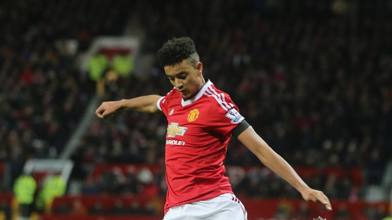 Cameron Borthwick-Jackson made his Manchester United debut against West Brom in 2015