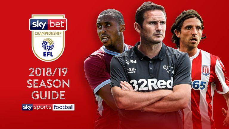 Sky Bet Championship 2018 19 Your Big Season Preview Football