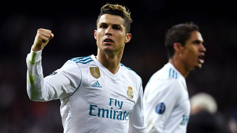 15cf5b946 Real Madrid and Juventus close to agreeing Cristiano Ronaldo deal ...